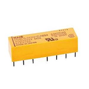 DS4E-S-DC5V 2A 5V 4PDT 125 Ohms THT Signal Relay PANASONIC #705907